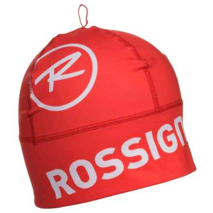 Rossignol L3 XC World Cup Beanie (For Men) in Blaze Red - Closeouts