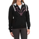 Rossignol Ladybird Hoodie - Full Zip (For Women)