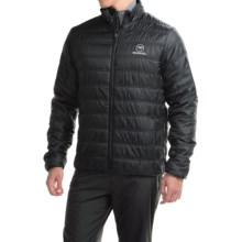 Rossignol Light Loft Jacket - Insulated (For Men) in Black - Closeouts