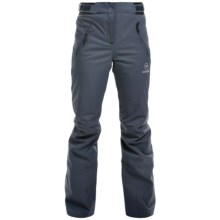 Rossignol Magic Ski Pants - Waterproof, Insulated (For Women) in Cold Grey - Closeouts