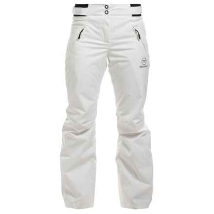 Rossignol Magic Ski Pants - Waterproof, Insulated (For Women) in White - Closeouts