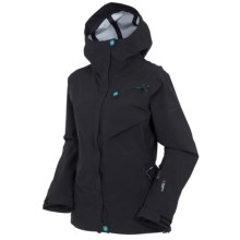 Rossignol Mythic Neo Jacket - Waterproof, Windproof (For Women) in Black - Closeouts