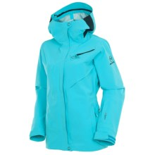 Rossignol Mythic Neo Jacket - Waterproof, Windproof (For Women) in Freeze - Closeouts