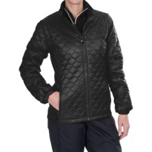 Rossignol Mythic Ski Jacket (For Women) in Black - Closeouts