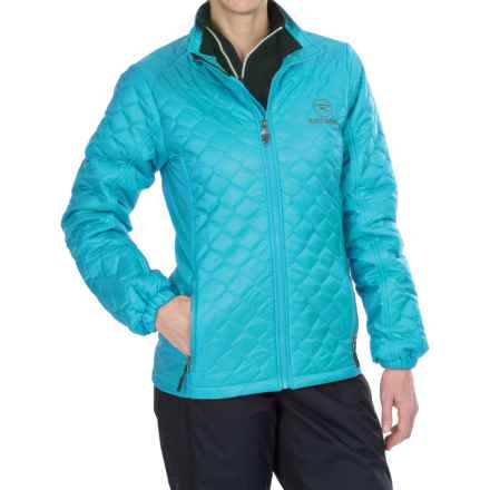 Rossignol Mythic Ski Jacket (For Women) in Freeze - Closeouts