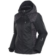 Rossignol Norma Jacket - Insulated (For Women) in Black - Closeouts