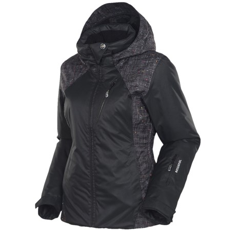 Rossignol Norma Jacket - Insulated (For Women) in Black