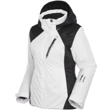 Rossignol Norma Jacket - Insulated (For Women) in White - Closeouts