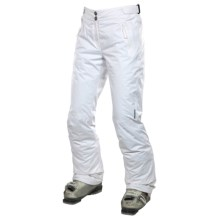 Rossignol Norma Ski Pants - Insulated (For Women) in White - Closeouts