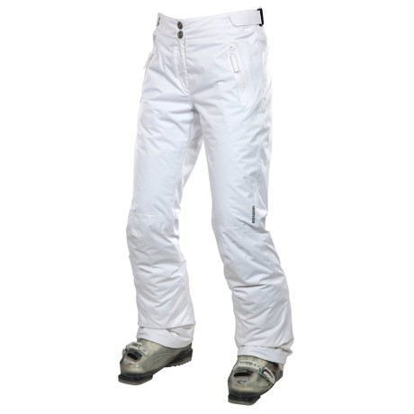 Rossignol Norma Ski Pants - Insulated (For Women) in White