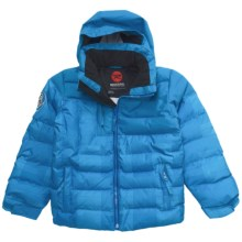 Rossignol Polydown PR Ski Jacket - Insulated (For Boys) in Imperfect Blue - Closeouts