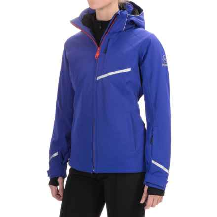 Rossignol Rainbow Ski Jacket - Waterproof, Insulated (For Women) in Speed - Closeouts