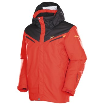 Rossignol Ride Jacket - Insulated (For Men) in Red