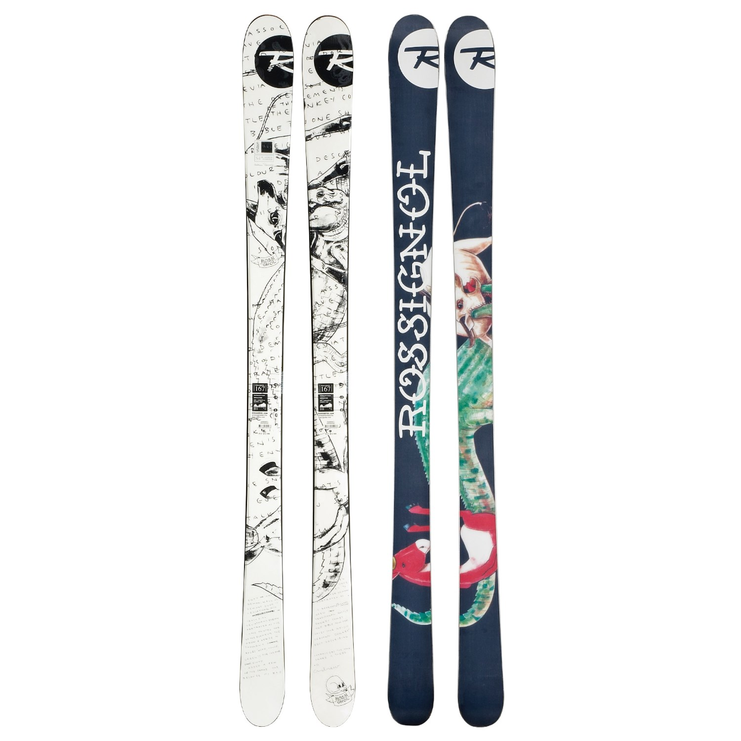 cheap rossignol s4 park skis freestyle twin tip. Black Bedroom Furniture Sets. Home Design Ideas
