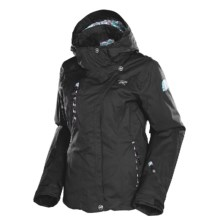 Rossignol Storm Jacket - Insulated (For Women) in Black - Closeouts