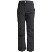 Rossignol Storm Pants - Insulated (For Women) in Black - Closeouts