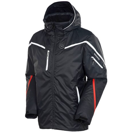 Rossignol Synergy Jacket - Insulated (For Men) in Black