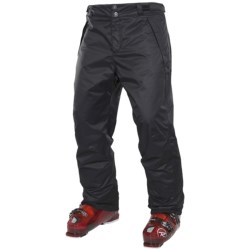 Rossignol Synergy Ski Pants - Insulated (For Men) in Black