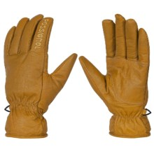 Rossignol Tracker Thinsulate® Leather Gloves - Insulated (For Men) in Tan - Closeouts