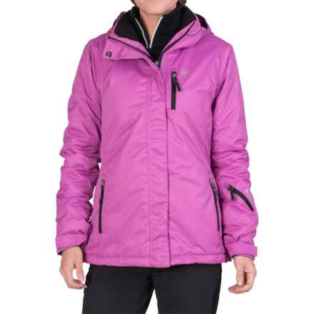 Rossignol Twila Ski Jacket - Insulated (For Women) in Crocus - Closeouts