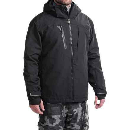 Rossignol Vigor 2L Thinsulate® Ski Jacket - Waterproof, Insulated (For Men) in Black - Closeouts