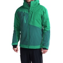 Rossignol Vigor 2L Thinsulate® Ski Jacket - Waterproof, Insulated (For Men) in Deep Mint - Closeouts