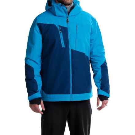 Rossignol Vigor Ski Jacket - Waterproof, Insulated (For Men) in Dodger Blue - Closeouts
