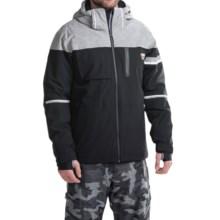 Rossignol Virage Ski Jacket - Waterproof, Insulated (For Men) in Black - Closeouts