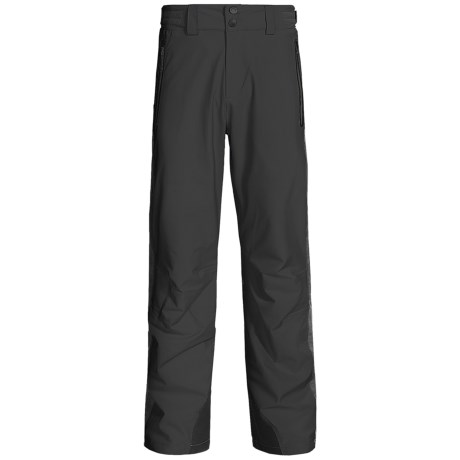 Rossignol Virage Stretch Ski Pants - Waterproof, Insulated (For Men) in Black