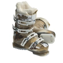 Rossignol Vita Sensor2 90 Ski Boots (For Women) in Brown Transparent - Closeouts