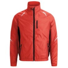 Rossignol Xium Jacket - Windproof (For Men) in Red - Closeouts