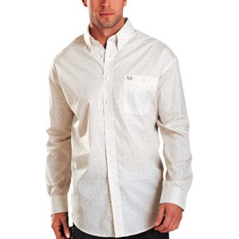 Rough Stock by Panhandle Slim Artesia Vintage Shirt - Long Sleeve (For Men) in Tan