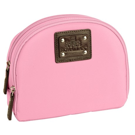 Rowallan Elsa Cosmetic Bag in Argyll Pink