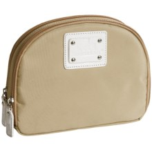 Rowallan Elsa Cosmetic Bag in Tan - Closeouts