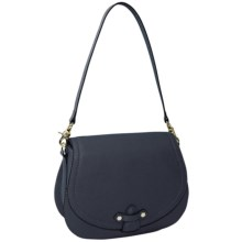 Rowallan Madison Bag - Saffiano Leather (For Women) in Navy - Closeouts
