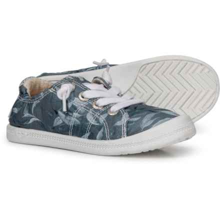 Roxy Bayshore Sneakers (For Girls) in Navy
