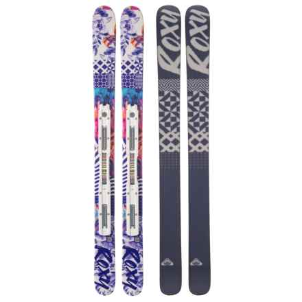 Roxy Bella C5 Skis with C5 B85 Bindings (For Youth) in See Photo - Closeouts