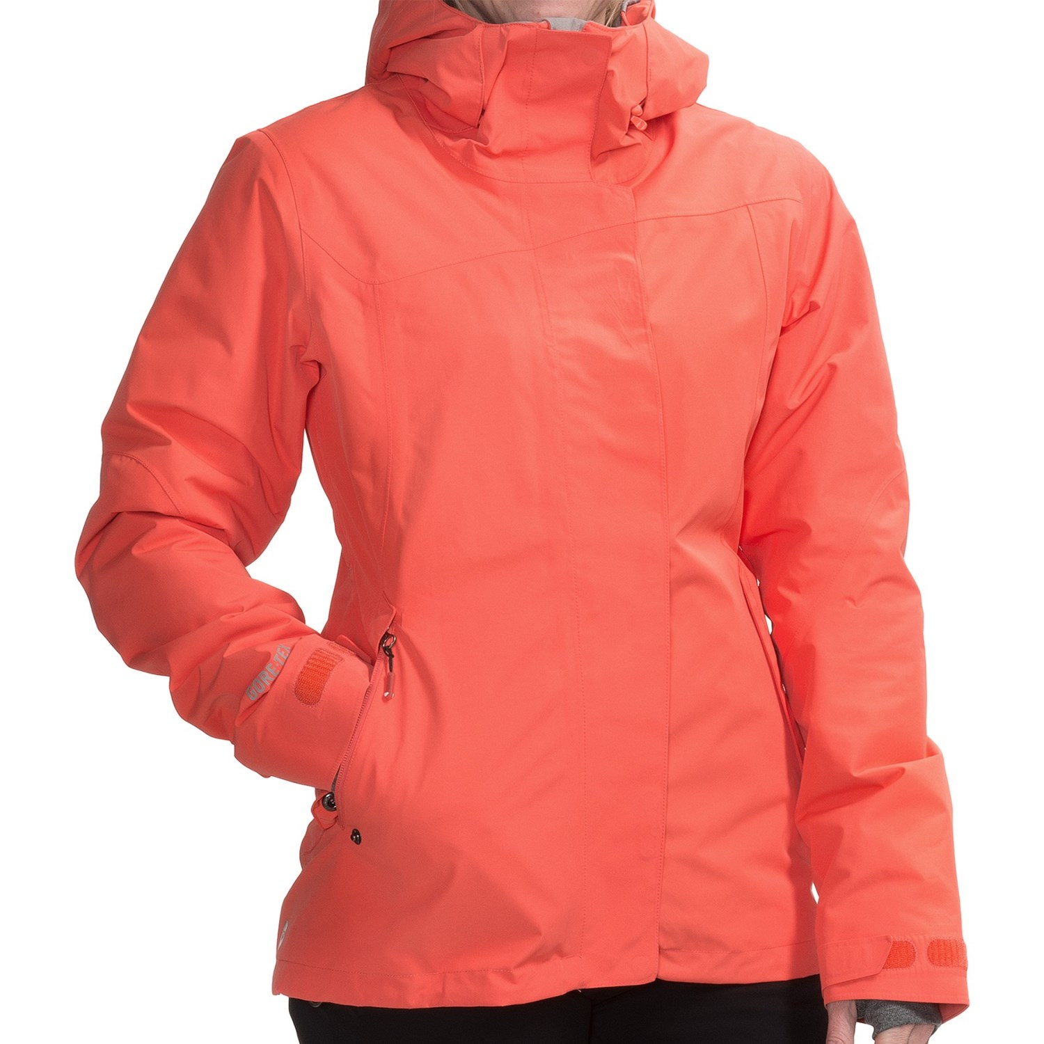 Roxy Fiona Gore-Tex^ Snow Jacket (For Women) - Save 60