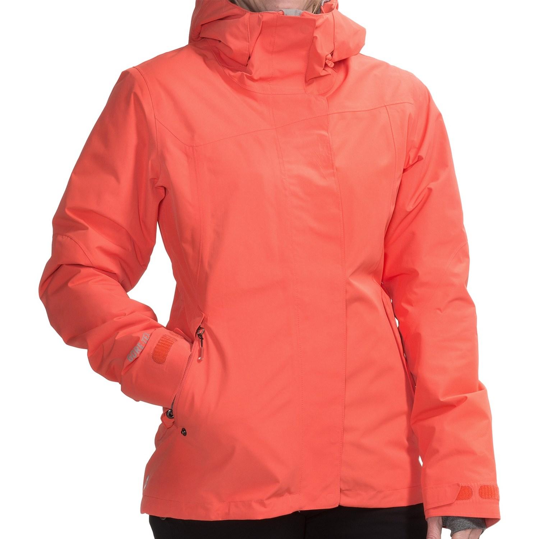 Roxy Fiona Gore-Tex^ Snow Jacket (For Women) - Save 60