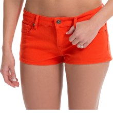 Roxy Forever Colors Shorts (For Women) in Orange - Closeouts