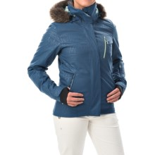 Roxy Jet Ski Premium Snowboard Jacket - Waterproof, Insulated (For Women) in Ensign Blue - Closeouts