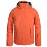 Roxy Jetty Solid Ski Jacket - Waterproof, Insulated (For Big Girls)