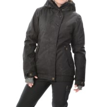 Roxy Juno Snowboard Jacket - Waterproof, Insulated (For Women) in Anthracite - Closeouts