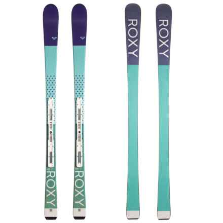 Roxy Kaya 72 L7 Alpine Skis with L7 B80 Bindings - Factory 2nds (For Women) in See Photo - 2nds
