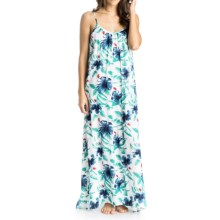 Roxy Lookout Point Maxi Dress (For Women) in Patriot Blue - Closeouts