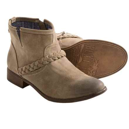 Roxy Madison Ankle Boots (For Women) in Brown - Closeouts