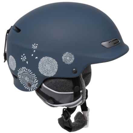 Roxy Power Powder Ski Helmet (For Women) in Matte Navy - Closeouts