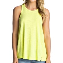 Roxy Rockaway Tank Top - Racerback (For Women) in Limade - Closeouts