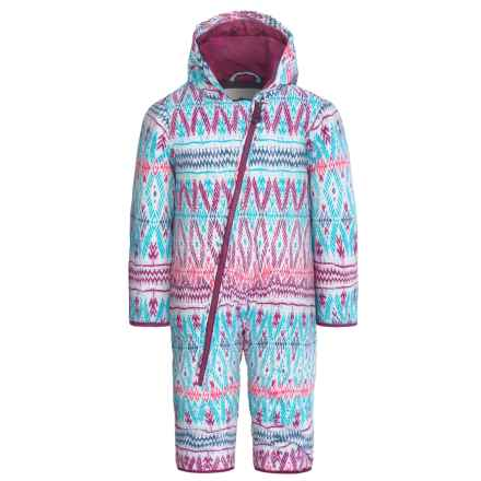 Roxy Rose Snowsuit - Waterproof (For Infant Girls) in Dixie Hawaiian Ocean - Closeouts