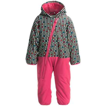 Roxy Rose Snowsuit - Waterproof (For Infant Girls) in Dots Spots - Closeouts